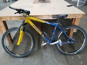 Velo de montagne mountain bike Devinci Desperado