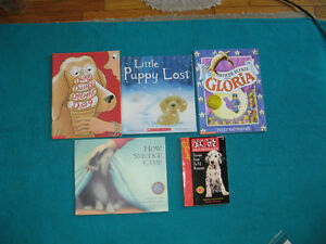 Primary reading Books DOG Theme