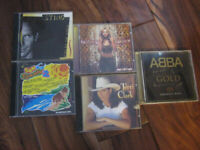 MUSIC CD's take them all for FREE