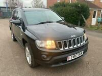 Jeep Compass 2.0 ( 154bhp ) ( 2WD ) 2011. Limited
