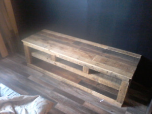 Rustic tv stand reg  $399 on for $199