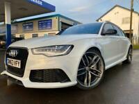 Audi RS6 4.0T FSI V8 Bi-Turbo £110,000+ New 18k Miles FASH 1 Owner £35k Options