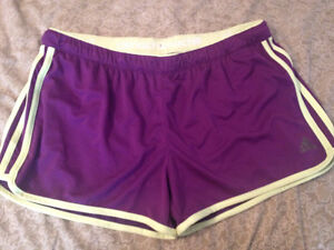 Adidas Running Shorts- size medium