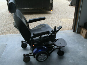 Power Wheelchair - almost new