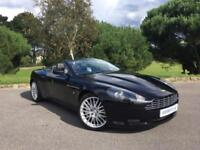 2009 ASTON MARTIN DB9 5.9 V12 VOLANTE AUTO (FACELIFT VERSION WITH 470 BHP)