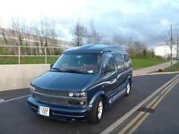 Chevrolet Astro Unspecified All Models PETROL AUTOMATIC 2015/02