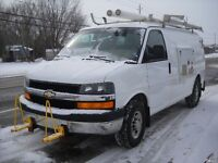 2009 Chevrolet Express 3500 Other