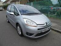 2008 CITROEN GRAND C4 PICASSO 2.0HDI 16V EGS EXCLUSIVE AUTOMATIC
