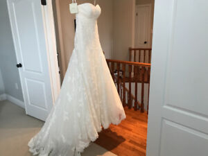 Wedding Gown- Never Worn, still has tags
