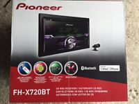 Pioneer Double Din Stereo 6mths old