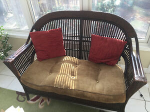 Wicker furniture Cambridge Kitchener Area image 1