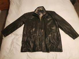 BNWT Black Lakeland Leather Jacket