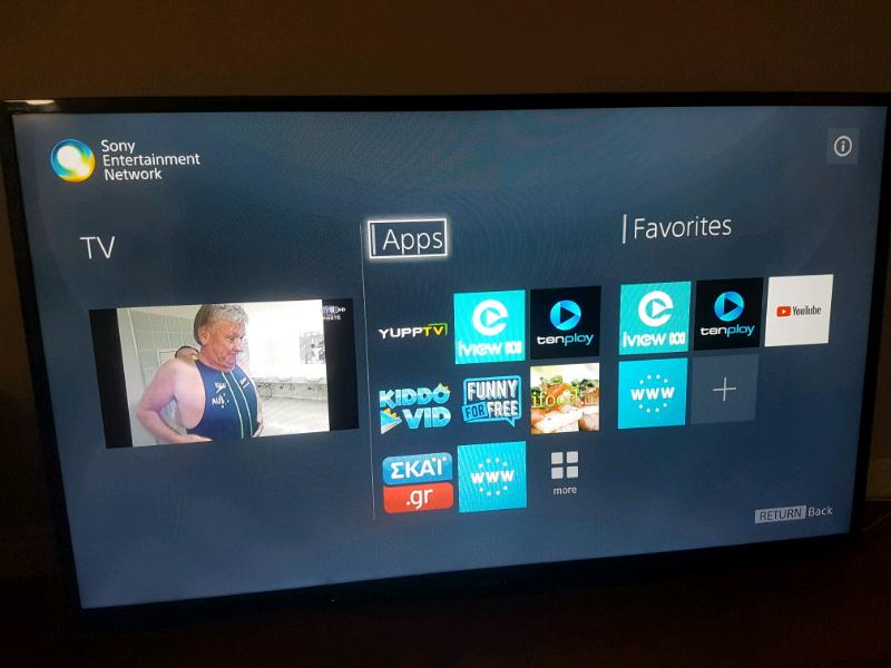 SONY 60 INCH FULL HD LCD SMART TV | TVs | Gumtree Australia