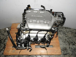 2003 2004 2005 2006 2007 Honda Accord 3.0L Engine J30A SOHC VTEC