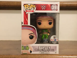 Funko Pop!: WWE - Bayley (Toys R Us Exclusive)