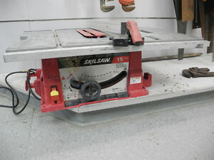 Skilsaw 3410 Table Saw