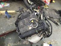 Mazda mx5 mk3 1.8 engine