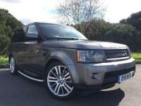 Land Rover Range Rover Sport 3.0 TD V6 HSE 5dr DIESEL AUTOMATIC 2011/11