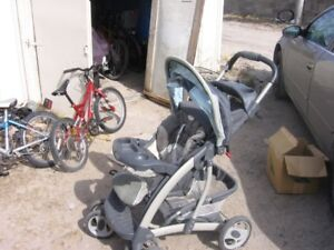 Stroller    with Hood in great condition