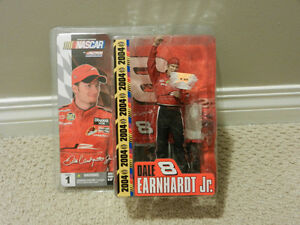 McFarlane Toys NASCAR Series 1 Action Figure Dale Earnhardt Jr.