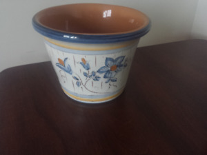 Flower pot -  different size (4-14 diameter)