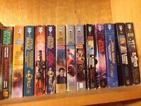Star Wars books some never read