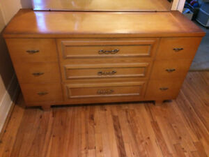 Commode 6 tiroirs Vintage