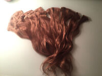 """r Extensions (clip in 20"""") - $80"""