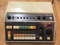 Roland CR8000 CompuRhythm Drum Machine Tr808 Analog