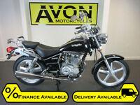 Lexmoto Arizona 125cc Custom Cruiser Chopper Motorcycle *FINANCE*