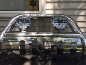 Bull Bar and Westin Off Road Lights Best Offer