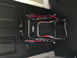 Grit 36 hockey bag, like new, sell or trade for 33 inch