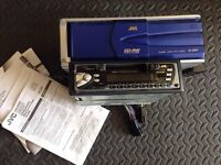 Car Radio and CD Changer - JVC