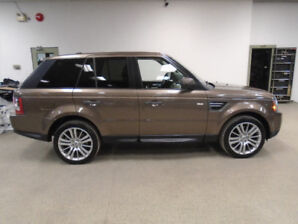 2010 RANGE ROVER SPORT LUX! 119,000KMS! MINT! ONLY $21,900!!!!