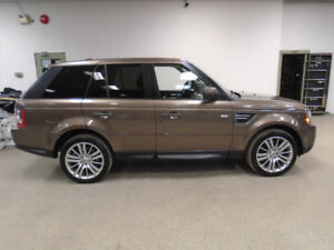 2010 RANGE ROVER SPORT LUX! 119,000KMS! MINT! ONLY $22,900!!!!