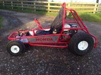 Honda 250cc Buggy PRICE DROP ( quad scrambler )