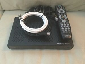 Shaw TV Cable
