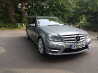 BUY ME FOR £212.33 PER MONTH 2012 MERCEDES-BENZ C220 2.1CDI BlueF 7G-Tronic