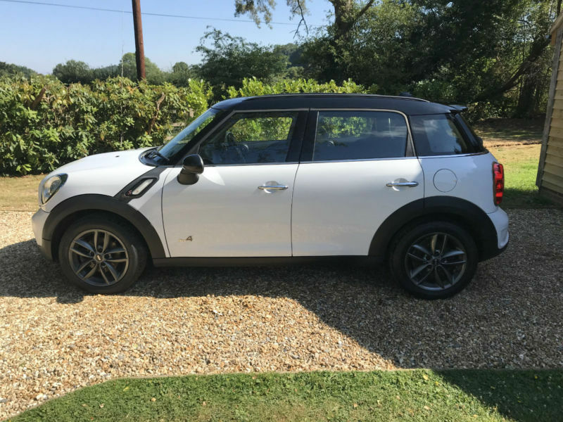 Mini Mini Countryman 20td 143bhp All4 Chili 2014my Cooper
