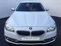 2014 64 BMW 5 SERIES 2.0 520D LUXURY 188 BHP AUTO/STEP - BEST COMBO PX/FINANCE