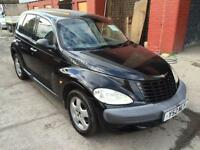 2001 Chrysler Pt Cruiser 2.0 Touring 5dr Auto 5 door Saloon