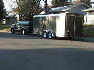 18' X 7' FOREST RIVER CARGO TRAILER