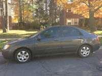 2006 Kia Spectra LX Sedan-Manual trans-TONS of work done!