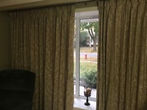 Large Drapes for sale
