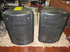 Yorkville NX20 PA Speakers
