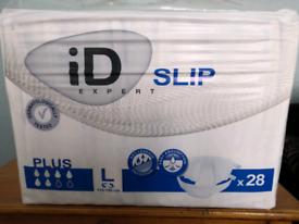 ID EXPERT SLIP PLUS SIZE L x 28