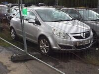 Vauxhall Corsa D 1.2 Twinport 2006 For Breaking