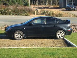 2009 Mazda Mazda3 GX Sedan