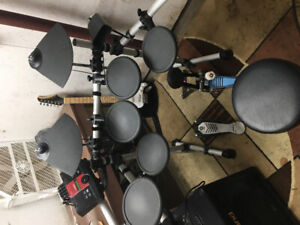 Yamaha DTXplorer electric drum kit