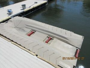 Dock for personal watercraft